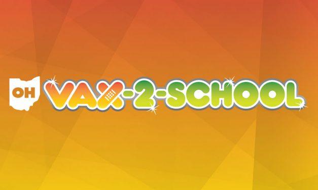 Ohio Vax-2-School has 150 $10,000 scholarships